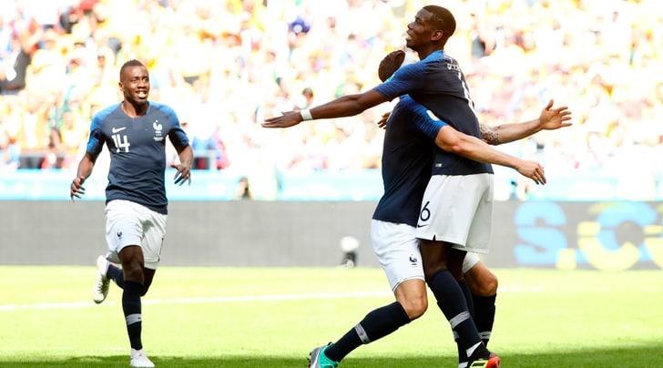 Gruppo C, Francia-Australia 2-1: carambola di Pogba, sorride Deschamps