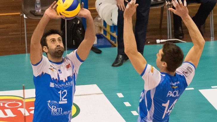 Volley: Superlega, Castellana Grotte ingaggia il regista Quartarone