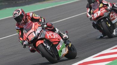 Moto2 Catalogna, è il Gp di Quartaro: primo davanti a Oliveira e Marquez