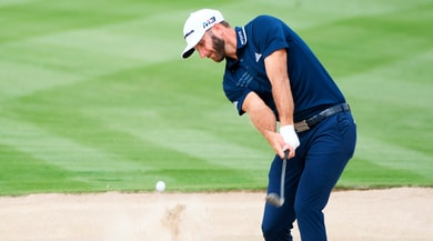 Golf, Us Open: frena Dustin Johnson, Molinari recupera