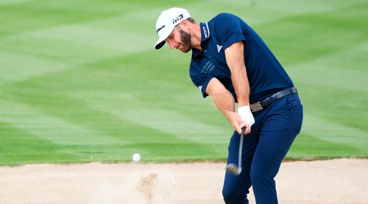 Golf, Us Open: frena Dustin Johnson, Molinari recupera