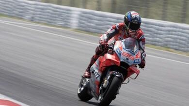 MotoGp Catalogna: trionfo di Lorenzo, Rossi 3°