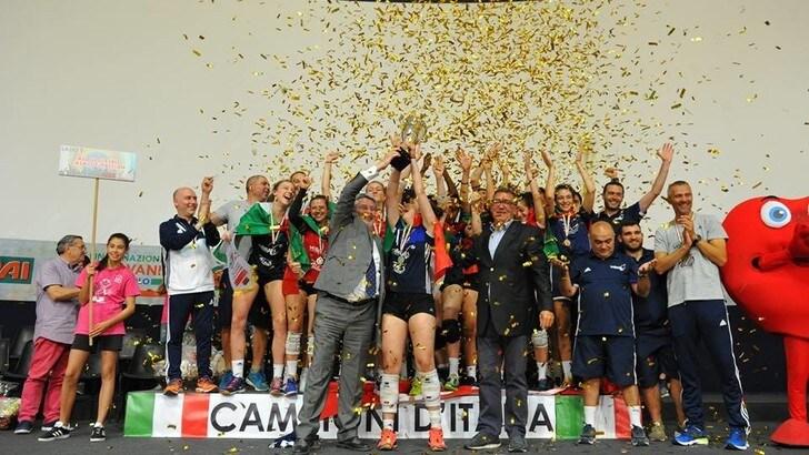 Volley: per Volleyrò quinto tricolore Under 18 consecutivo