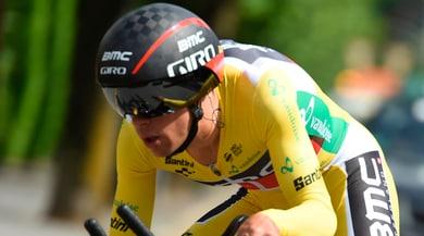 Ciclismo, Giro di Svizzera: trionfa Porte, cronometro finale a Kung