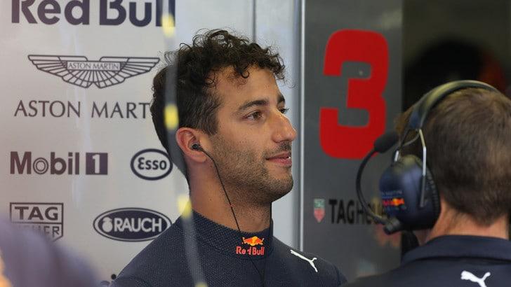 F1 Red Bull, Ricciardo: «Veniamo da due circuiti totalmente diversi»