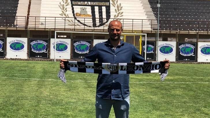 Calciomercato Sicula Leonzio, scelto Bianco in panchina