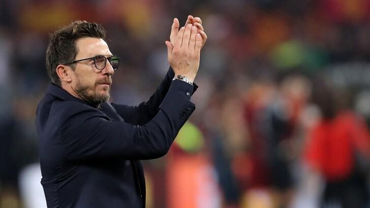Calciomercato Roma, Di Francesco rinnova fino al 2020