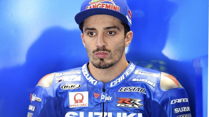 MotoGp Suzuki, Iannone: «Ho migliorato il mio feeling con la moto»