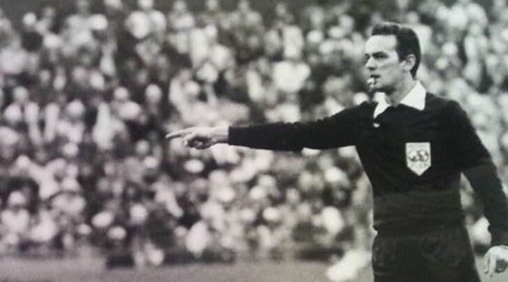 Morto l'ex arbitro Gonella, diresse la finale di Argentina '78