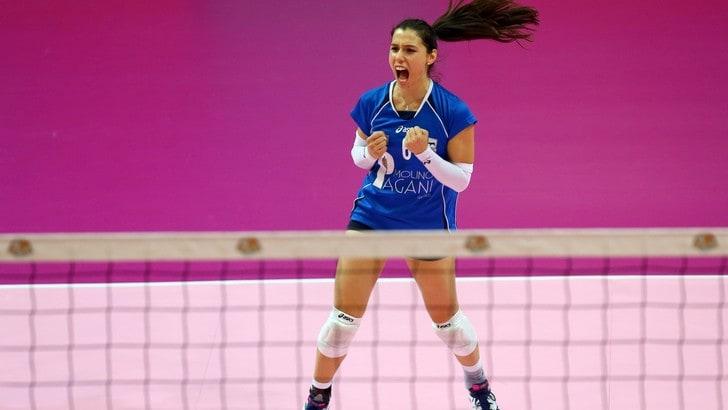 Volley: A2 Femminile, Orvieto ingaggia Giada Cecchetto
