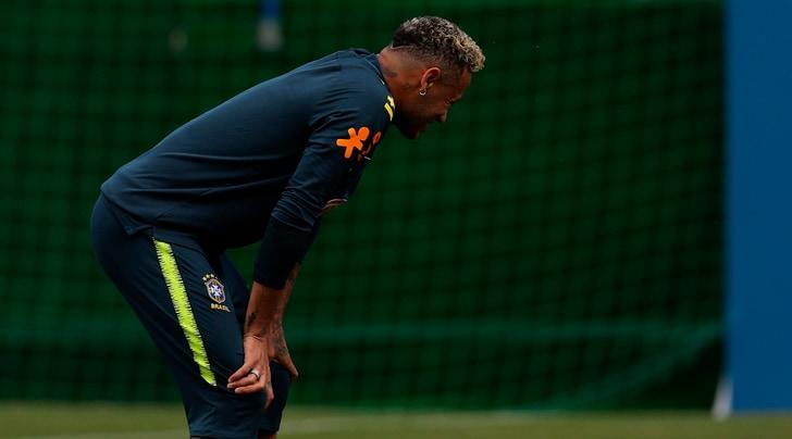 Mondiali, Brasile in ansia per le condizioni di Neymar
