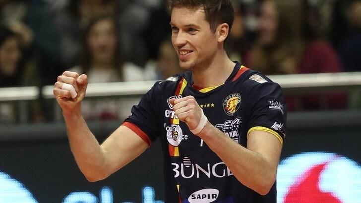 Volley: Superlega, Van Garderen approda alla corte di Lorenzetti