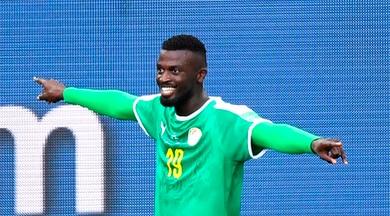 Mondiali, Niang nella storia del Senegal:«Che gusto segnare a Szczesny»
