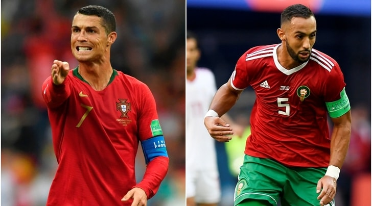 Mondiali 2018, Portogallo-Marocco: formazioni ufficiali, dove vederla in tv e diretta dalle 14