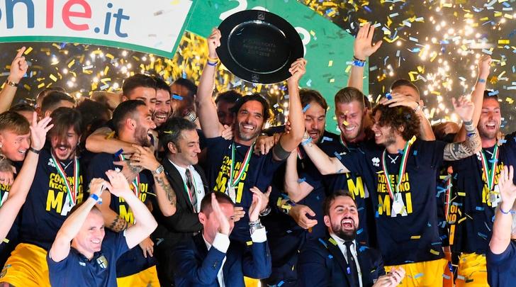 Serie A: Procura Figc chiede -2 punti al Parma, a rischio la A