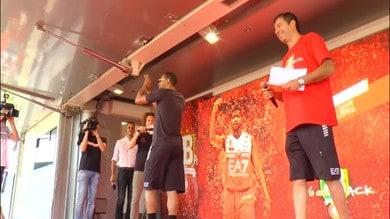 Basket, Goudelock saluta l'Olimpia Milano