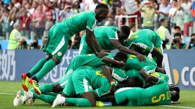 Mondiali 2018, Senegal campione del mondo a quota 100