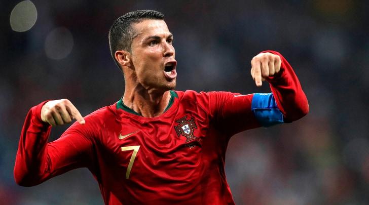 """Ronaldo consolato dalla sua Federcalcio: """"Il migliore di sempre"""""""