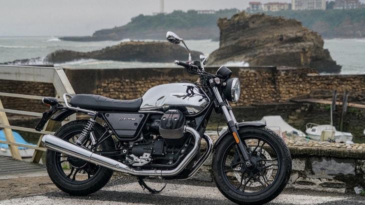 Moto Guzzi V7 III: 500 esemplari numerati