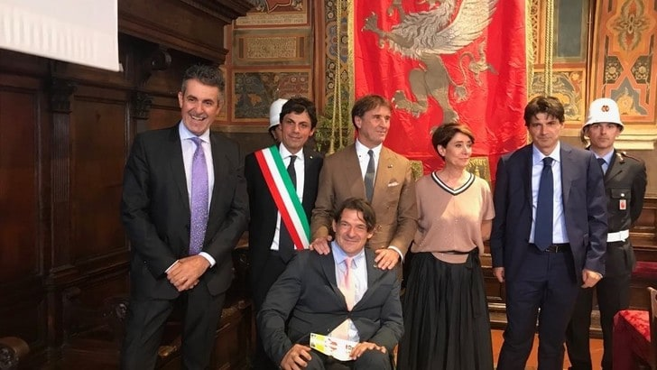 Volley: Superlega, il Comune di Perugia inserisce la Sir Safety nell'albo d'oro