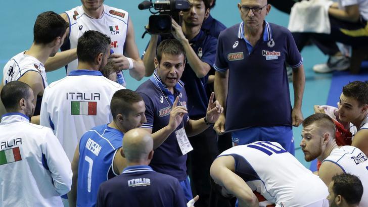 Mondiali volley,presentata gara apertura