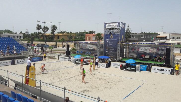 Beach Volley: Bibione ospita la seconda tappa del Campionato Italiano