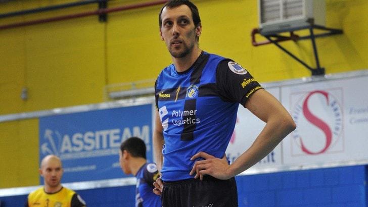 Volley: A2 Maschile, Cazzaniga-Longo doppio colpo per la Materdomini.it