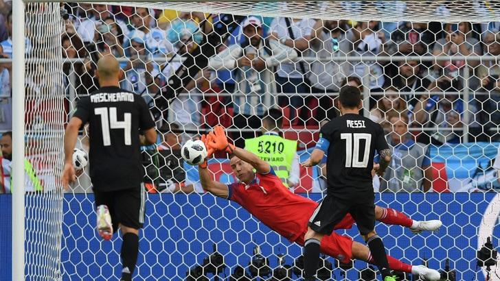 Mondiali 2018, a 2,05 il riscatto dell'Argentina