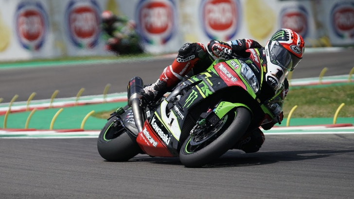 Superbike Kawasaki, Rea: «Non vedo l'ora di fare il mio primo giro!»