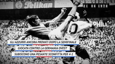 On this day - Messico '70, il Brasile travolge l'Italia