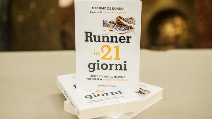 Massimo De Donno, runner in 21 giorni