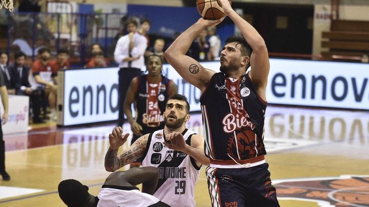 Mercato Serie A2, Siena prende anche Pacher. Tessitori a Treviso