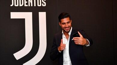 Juventus, Emre Can: «Sono qui per vincere, l'obiettivo è lo scudetto»