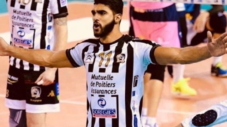 Volley: Superlega, Mohamed Al Hachdadi è l'opposto di Vibo
