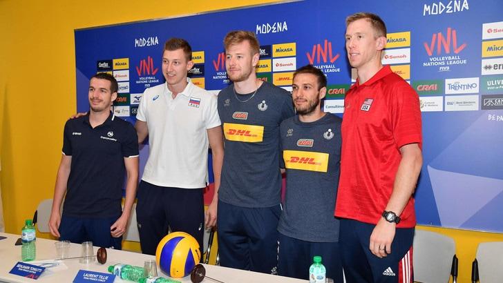 Volley: Volleyball Nations League, l'Italia a caccia d'impresa al Pala Panini