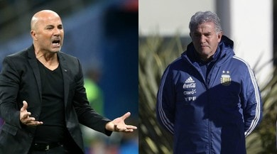 «Argentina, i giocatori vogliono cacciare Sampaoli e prendere Burruchaga»