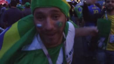 Argentina k.o., i brasiliani cantano: