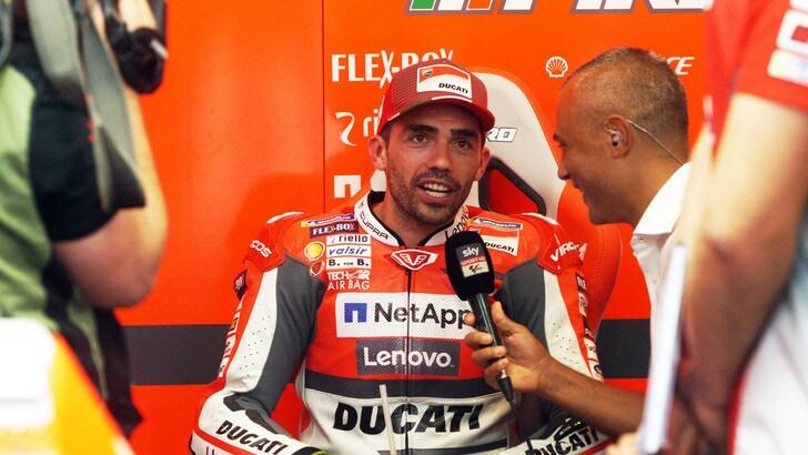 MotoGp Ducati, Pirro: «Quando è tutto ok Lorenzo può fare la differenza»
