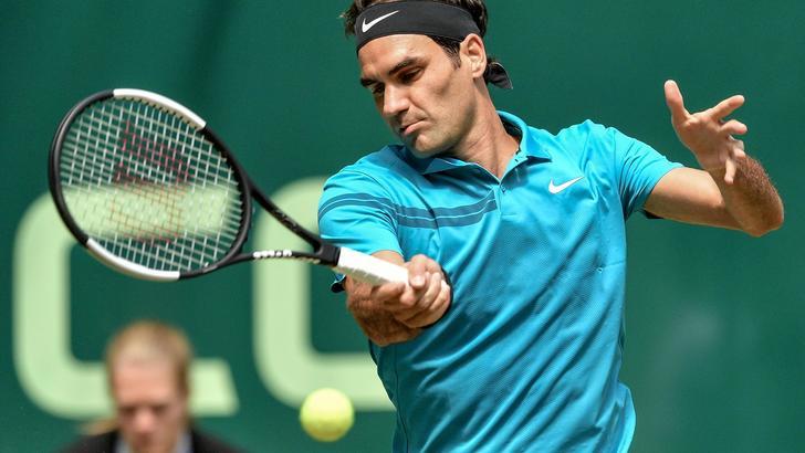 Atp Halle: Federer in semifinale