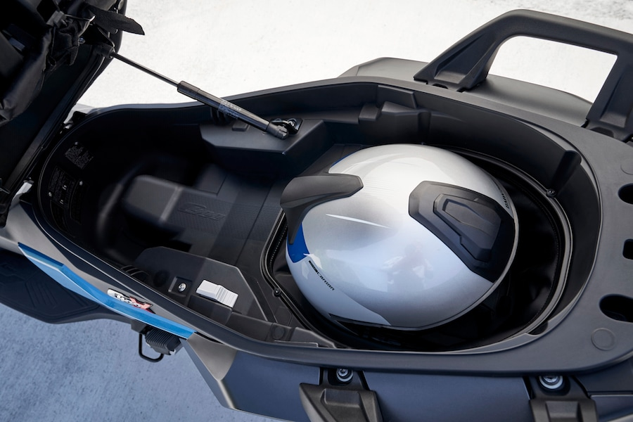 BMW C 400 X, la forza dell'equilibrio