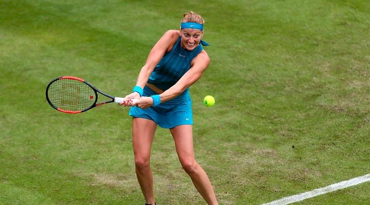 Wta Birmingham, Kvitova centra l'ingresso nelle semifinali