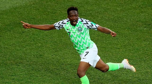 Mondiali 2018, Nigeria-Islanda 2-0: Musa show, che doppietta!