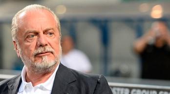 Napoli, De Laurentiis: «Siete sicuri che Sarri vada al Chelsea?»