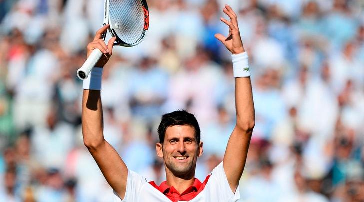 Queen's Championship: Djokovic supera anche i quarti