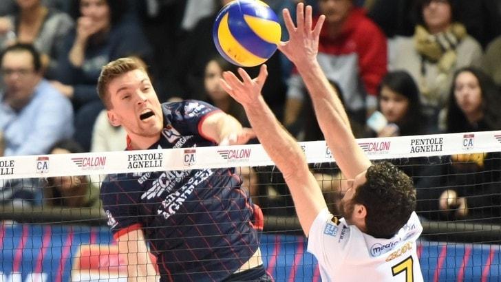 Volley: Superlega, Hoogendoorn a Perugia sarà il vice Atanasijevic