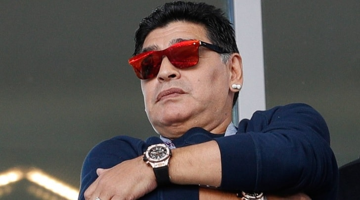 Maradona scuote l'Argentina: «Spero che si siano presi a pugni»