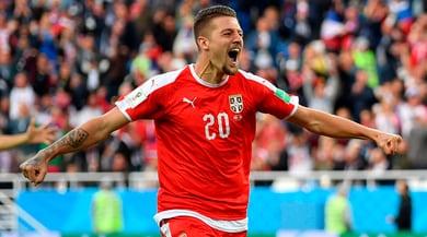 Milinkovic-Savic: «La Juventus? Sorrido, ma ora penso al Mondiale...»