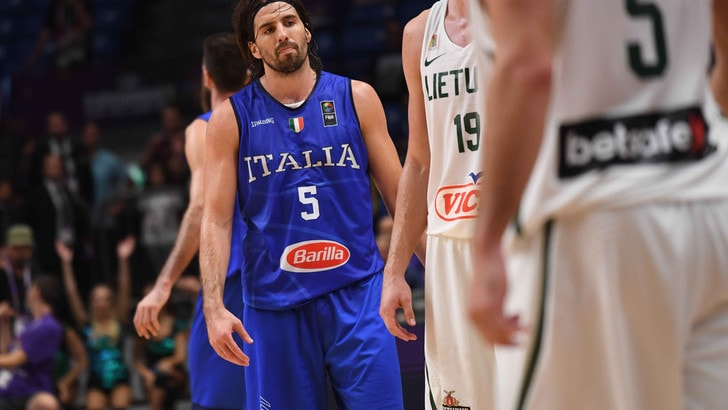 Italbasket, Filloy: