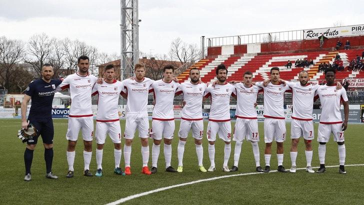 Calciomercato Rimini, l'ex Reggina Ferrani per la difesa