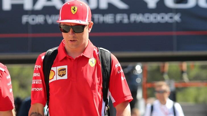 F1 Francia, Ferrari, Raikkonen: «Non ho trovato il giro giusto»
